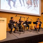 String Quartet for Mapletree Corporate Event