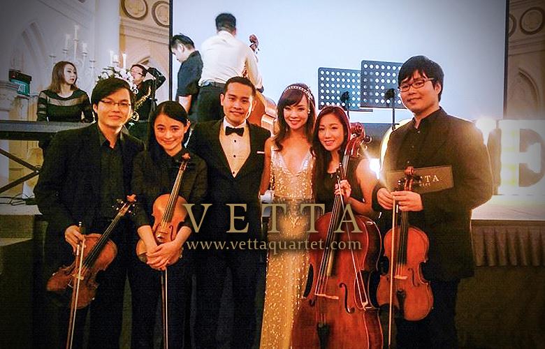 Terence & Jade Wedding at Chijmes Hall