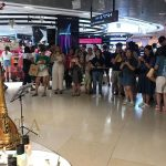Solo Harp for CRM Event at Maison Christian Dior, ION Orchard