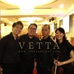 String Quartet for National Day Dinner at Ban Heng, Habourfont Center