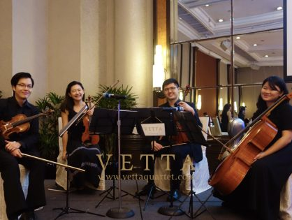 Enling and Mun Pun's Wedding at Orchard Hotel