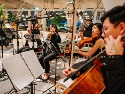 Liza and Tong Yao's Wedding at Clifford Pier