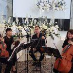 He Ren & Qian Chi's Wedding at CHIJMES