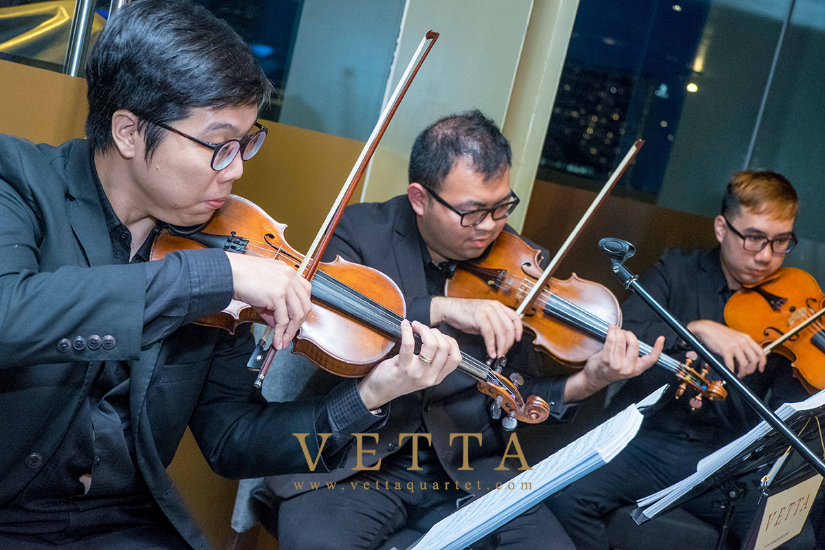 String Quartet for FranklinCovey2019