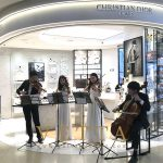 Christmas Performance at Maison Christian Dior, ION Orchard