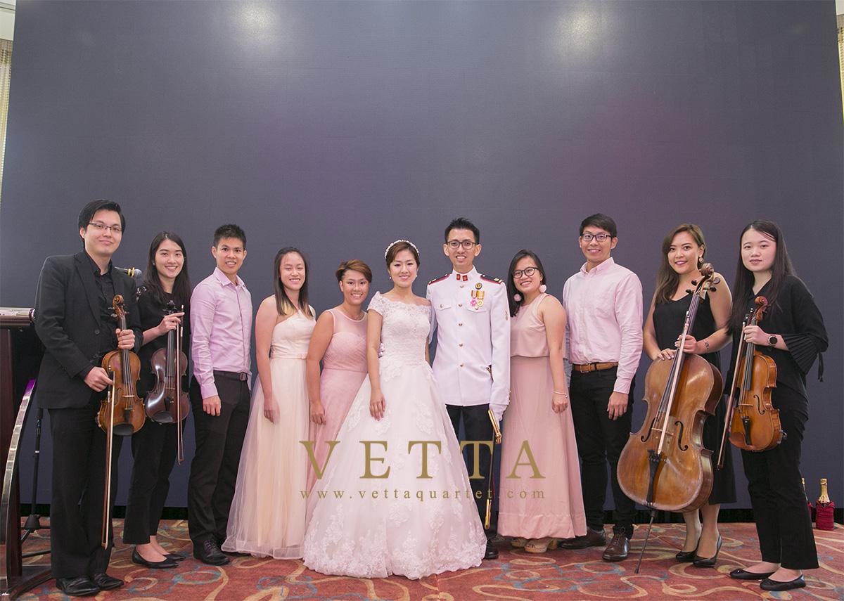 Shun Xi & Regina's Wedding at Jubilee Garden Restaurant