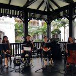 Sandy's Wedding at Raffles Hotel