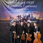 Centralised PNSF Promotion Ceremony at Nanyang Polytechnic