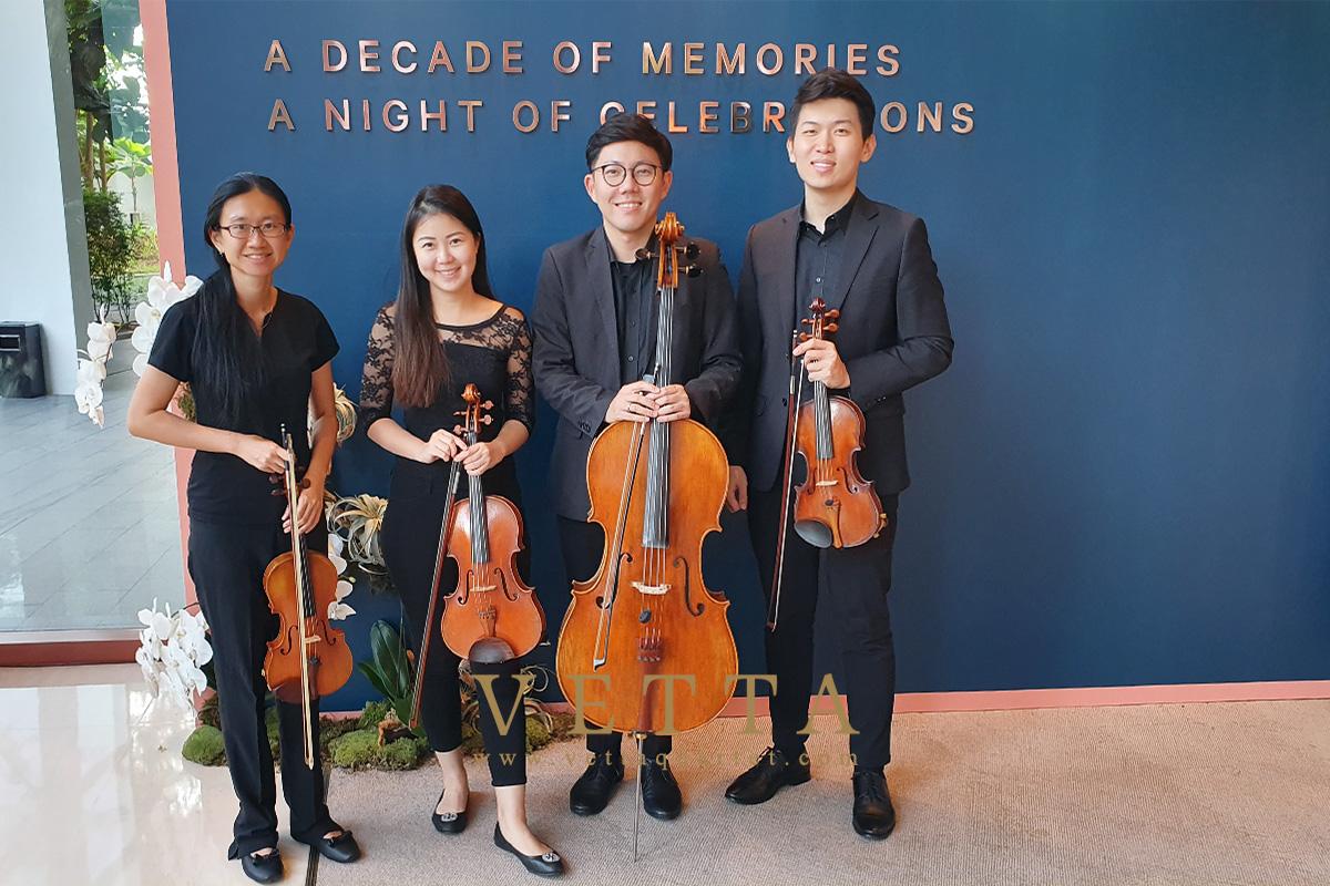 Capella's Event at Capella Singapore