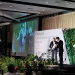 Singapore Landscape Architecture Awards 2019 at Stamford Ballroom, Swissotel