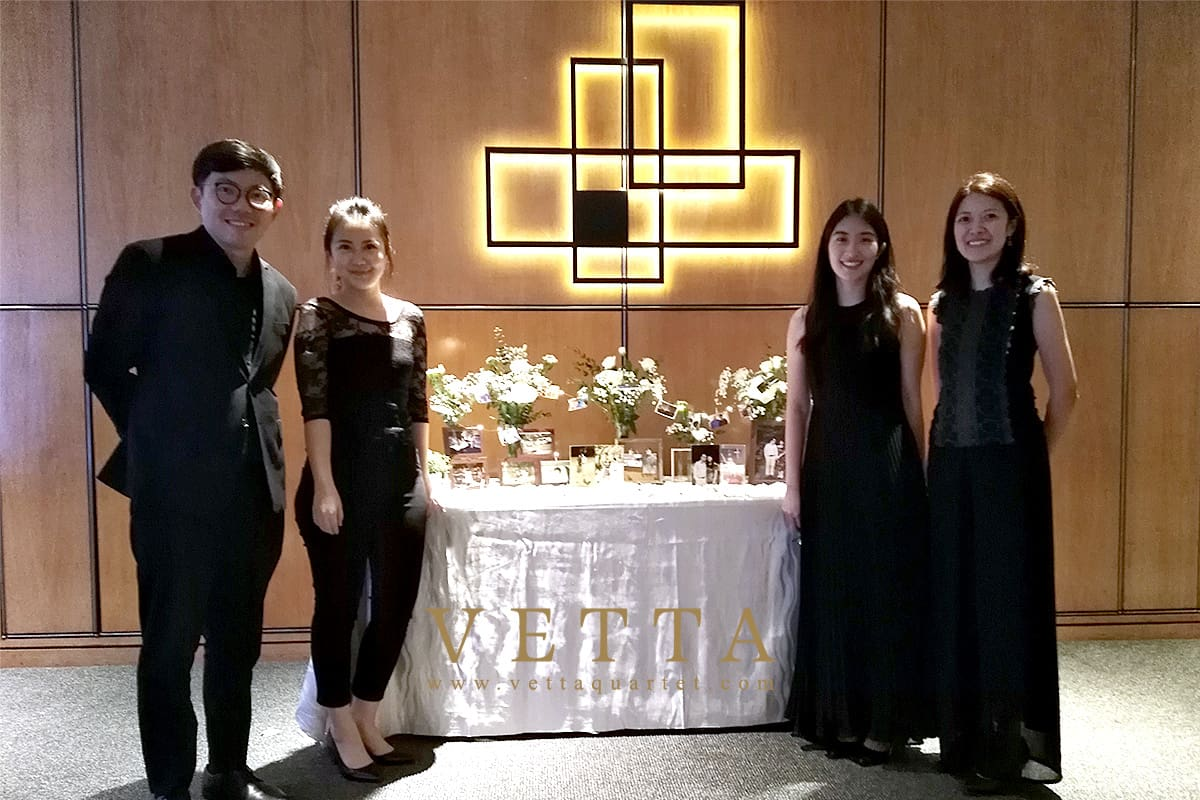 Amelia's Wedding at Marriott Tang Plaza, Grand Ballroom
