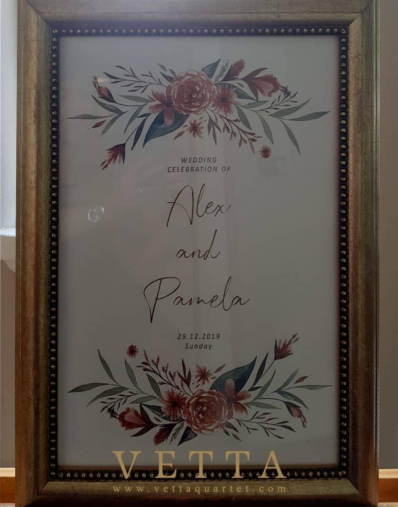 Pamela's Wedding at CHIJMES & Alcove at Caldwell House